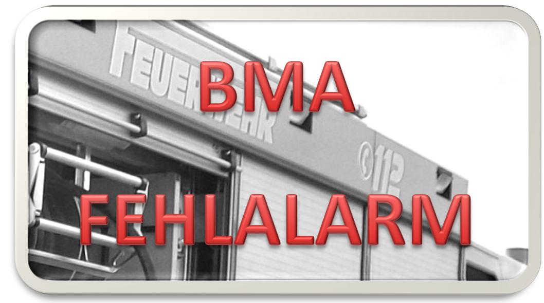 Brandmeldeanlage (BMA)
